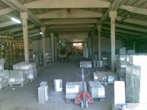 Block-producing plant