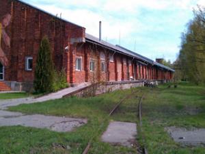Warehouse in Riga