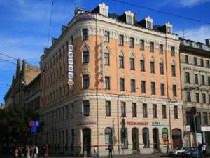Hotel in the centre Riga