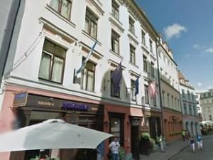 Hotel in Old Riga